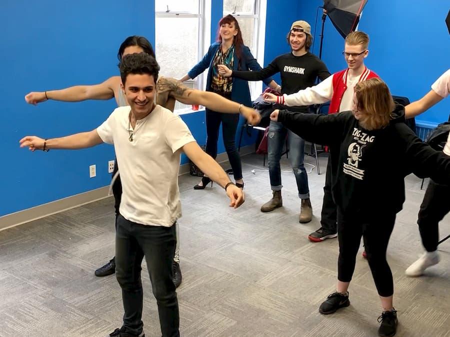 Improv Classes at Story Institute