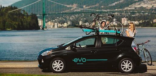 Evo Car Share Programme