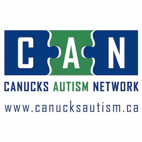 Canucks Autism