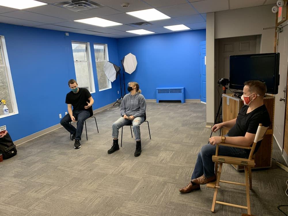 Improv at Story Institute